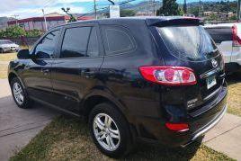 Hyundai, Santa Fe   2013