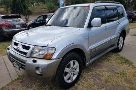 Mitsubishi, Montero | 2005