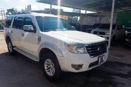 Ford, Everest | 2010