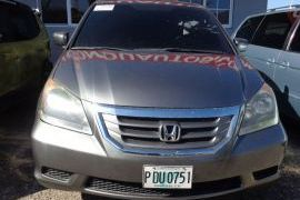 Honda, Odyssey | 2009