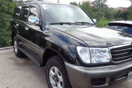 Toyota, Land Cruiser | 2001