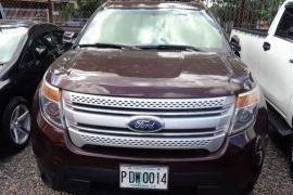 Ford, Explorer | 2012