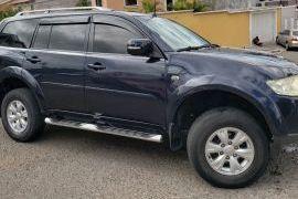 Mitsubishi, Nativa EX | 2012