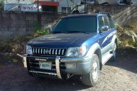 Toyota, Prado | 2001