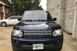Land Rover, Discovery | 2013
