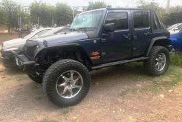 Jeep, Wrangler | 2008