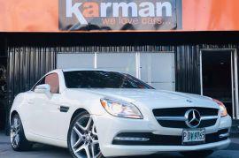 Mercedes Benz, SLK | 2013