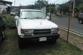 Toyota, Land Cruiser | 1993