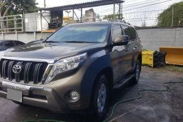 Toyota, Land Cruiser Prado | 2015