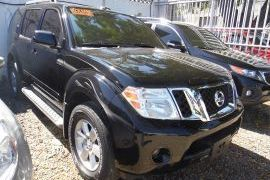 Nissan, Pathfinder   2008