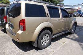 Nissan, Pathfinder | 2008