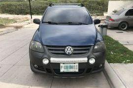 Volkswagen, Crossfox | 2009