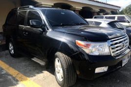 Toyota, Land Cruiser | 2011