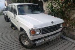 Toyota, Land Cruiser | 1983
