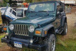 Jeep, Wrangler | 2001