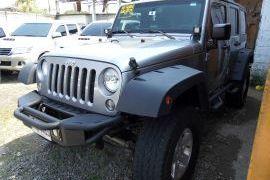 Jeep, Wrangler Sport | 2014