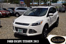 Ford, Escape Titanium | 2013