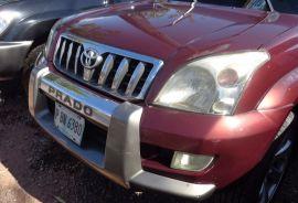 Toyota, Prado | 2004