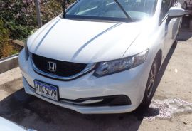 Honda, Civic | 2013
