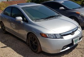 Honda, Civic | 2008