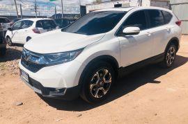 Honda, CR-V | 2017