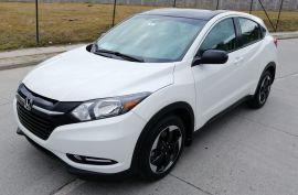 Honda, HR-V  | 2017