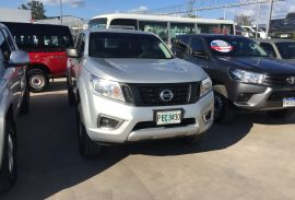 Nissan, Frontier NP300   2018