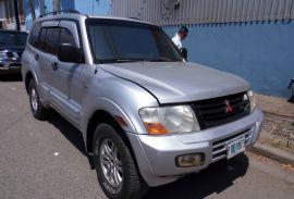 Mitsubishi, Montero | 2001