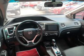 Honda, Civic EXL | 2015