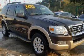 Ford, Explorer | 2008