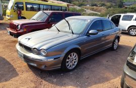 Jaguar, X-Type | 2002