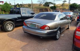 Jaguar, X-Type | 2002