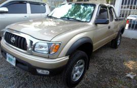 Toyota, Tacoma   2001