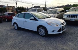 Ford, Focus SEL | 2012