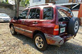 Chevrolet, Tracker | 2002