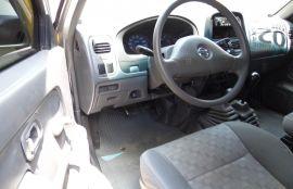 Nissan, Frontier | 2002