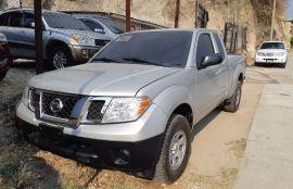Nissan, Frontier | 2013