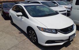 Honda, Civic EX | 2015