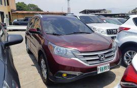 Honda, CR-V EXL | 2014