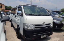 Toyota, Hiace | 2012
