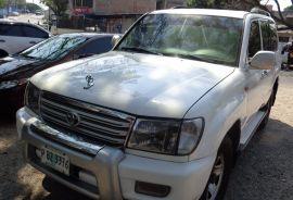 Toyota, Land Cruiser | 2003