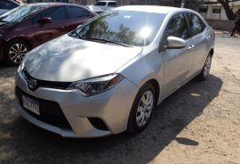 Toyota, Corolla | 2015