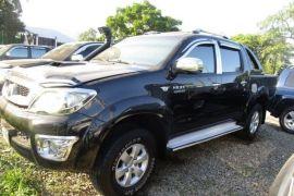 Toyota, Hilux SRV | 2010