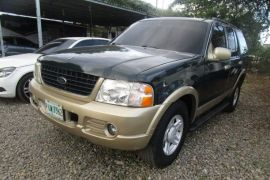Ford, Explorer XLS | 2002