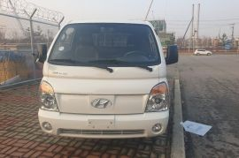 Hyundai Porter H100 Año 2011