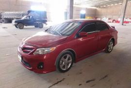 Toyota Corolla S.  2013