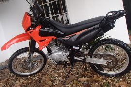 Moto GXT 2013