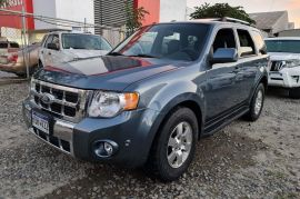 FORD ESCAPE LIMITED 4WD - 2011