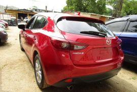 Mazda, Mazda3 | 2015