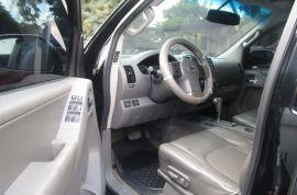 Nissan, Frontier | 2012